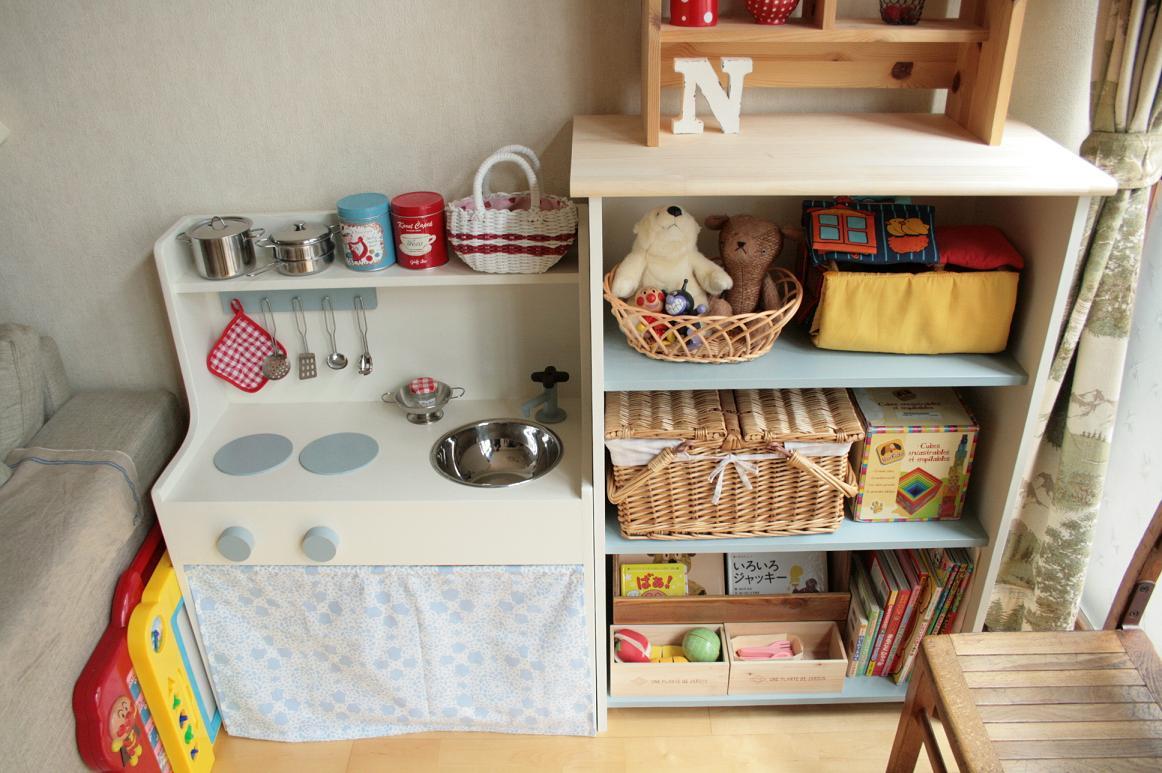 おもちゃ収納棚 Mon Pr 233 F 233 R 233